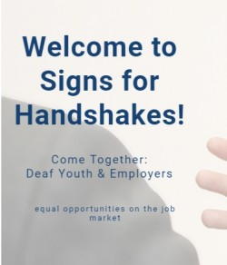 Signs for Handshakes